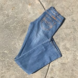 Cowgirl stuff Jeans 29x37